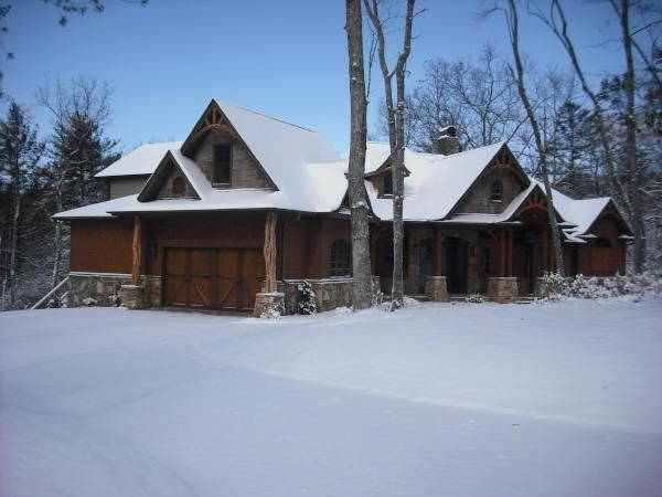 Amicalola Cottage Plan The Dream House Pinterest