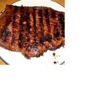 Spicy Lime-Cilantro Marinated Flank Steak Recipe