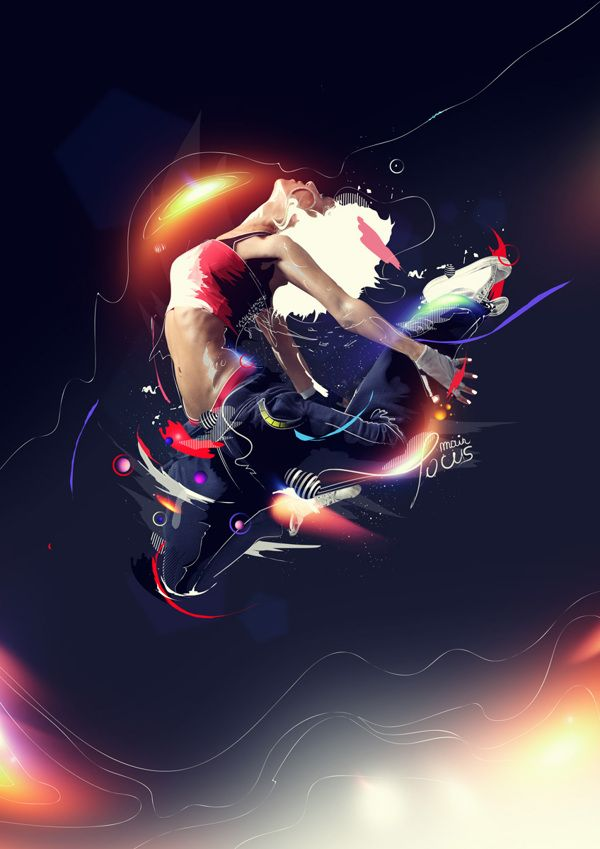 Digital art selected for the Daily Inspiration #1615