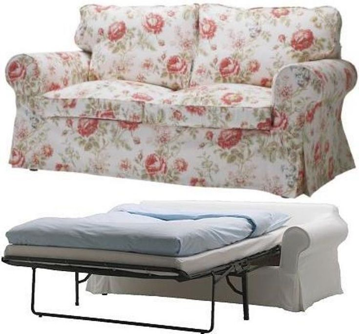 Slipcover Ikea Ektorp Sofa Bed Sofas Pinterest