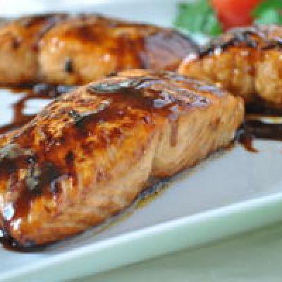 Glazed Salmon | Favorite Recipes | Pinterest
