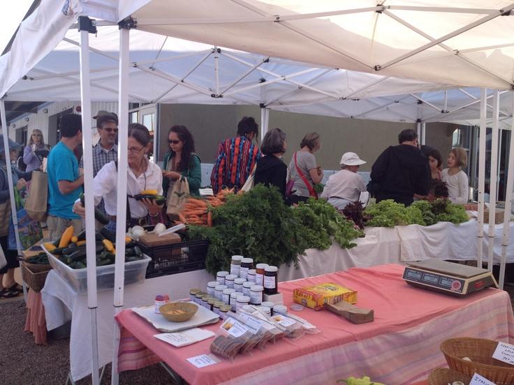 Santa Fe Farmers Market 8.18.12