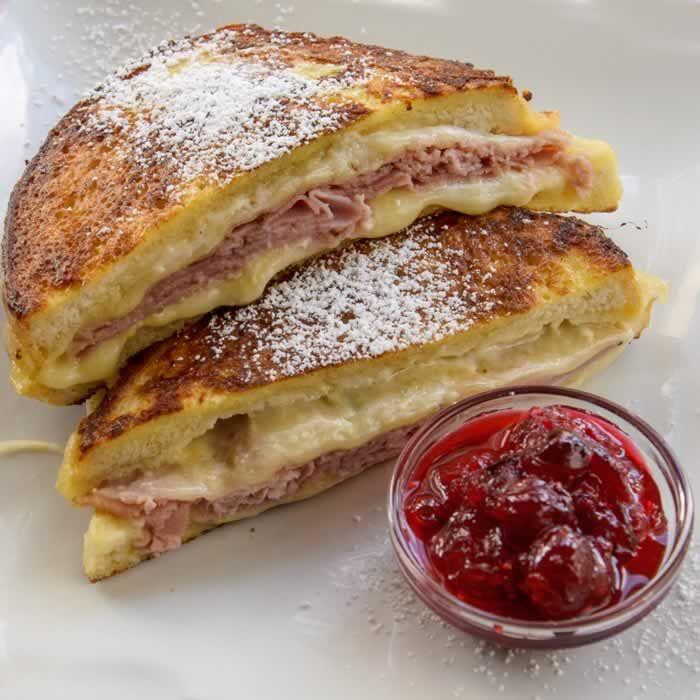 The New Monte Cristo Sandwich | Food Porn - Sammiches, Wraps and Ques ...