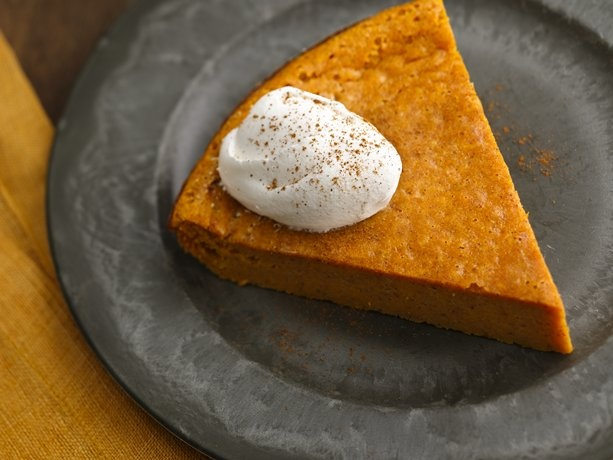 Impossibly Easy Pumpkin Pie~so easy and delicious. Especially good for ...