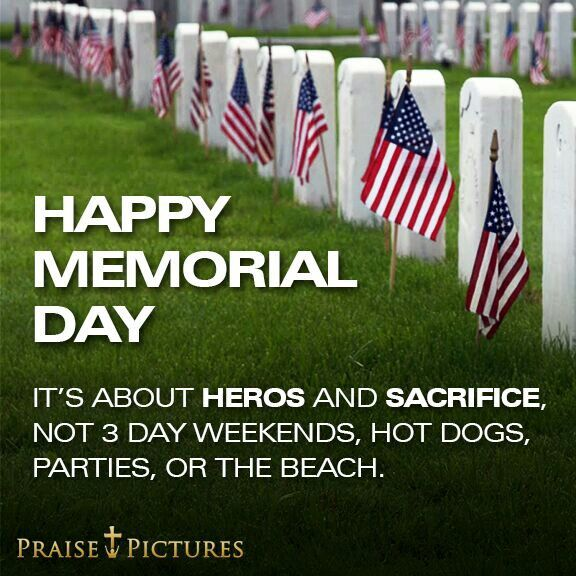 memorial day email greetings