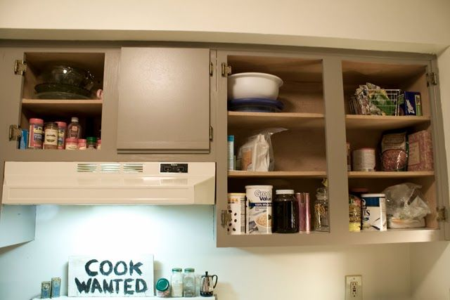 Painting Laminate Kitchen Cabinets For The Home Pinterest