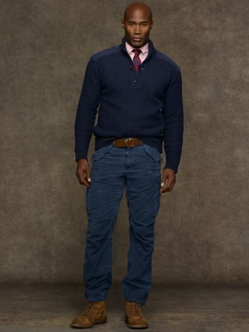 Relaxed-Fit Ripstop Cargo Pant - Big & Tall See All Big & Tall - RalphLauren.com