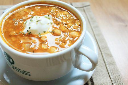 Egyptian Tomato Soup Recipes — Dishmaps