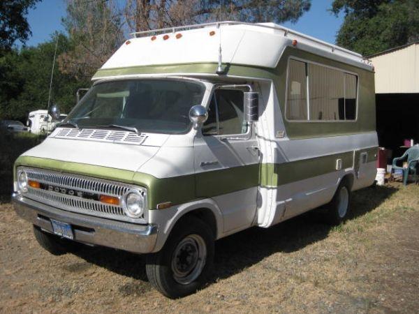 1972 Chinook 18+ Motorhome | RV & Camping stuff | Pinterest