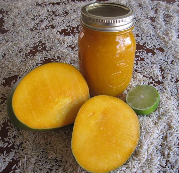 mango jam | fruits / jams / jellies / sweets & treats | Pinterest
