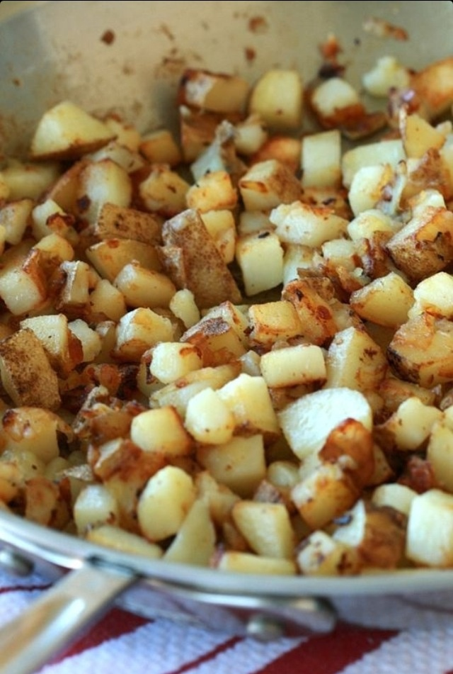 Home fries | Food for thought | Pinterest