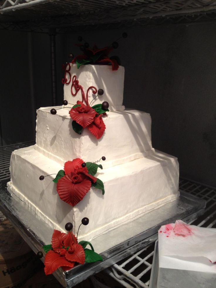 Huge Ice Cream Wedding Cake Ice Cream Cakes Pinterest