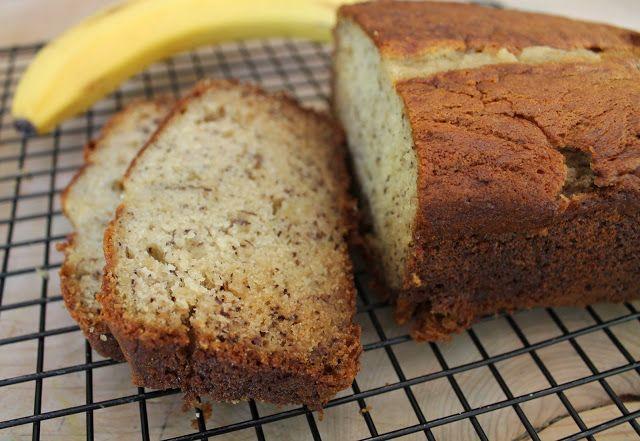 Super moist banana bread | Recipes | Pinterest