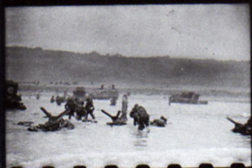 d-day at omaha beach juego
