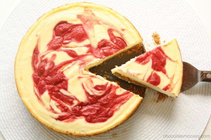 Strawberry Swirl Cheesecake Recipes — Dishmaps