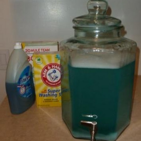 Quick and Easy Laundry Detergent