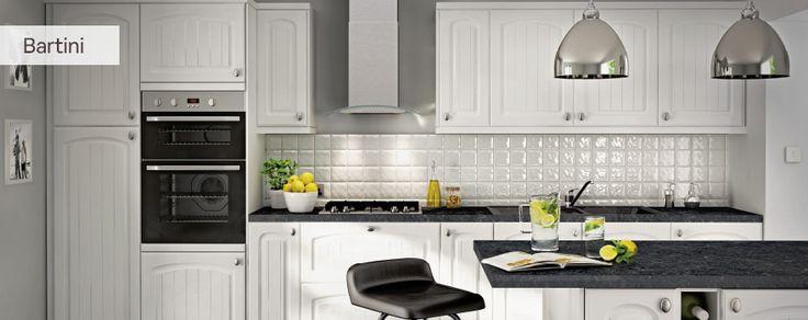 Homebase Hygena Bartini Kitchen Interior Design Ideas