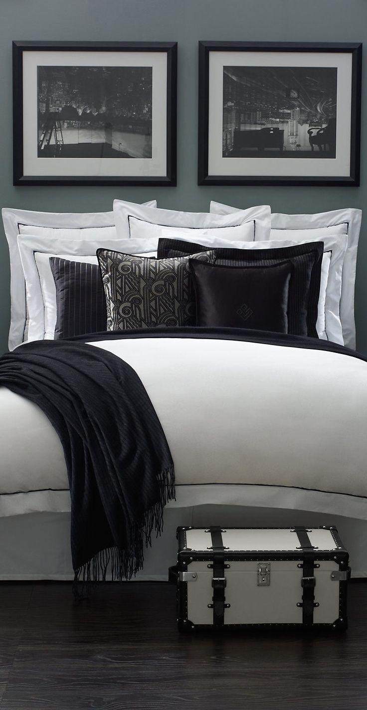 Ralph lauren bedding master bedroom suite pinterest for Ralph lauren bathroom