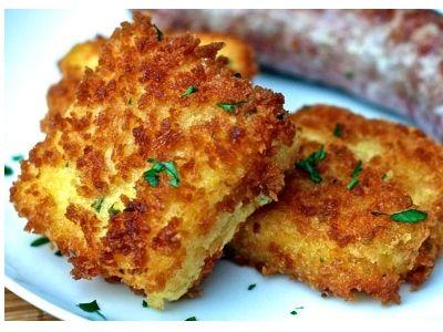 Una receta muy pr ctica con polenta comida mi - Comidas economicas y faciles ...