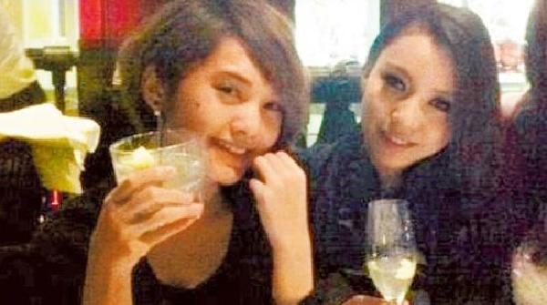 794ee921859fdfb365a4a2f1d3d05943 Wang LeeHoms wife   wild girl gone good?