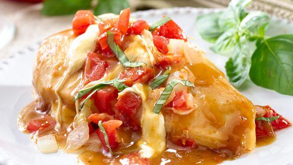 Chicken Caprese | Favorite Recipes | Pinterest