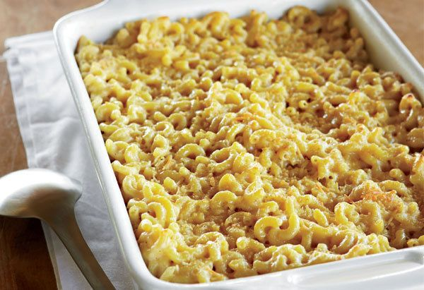 Macaroni and Many Cheeses You can make the cheese sauce for this crowd ...