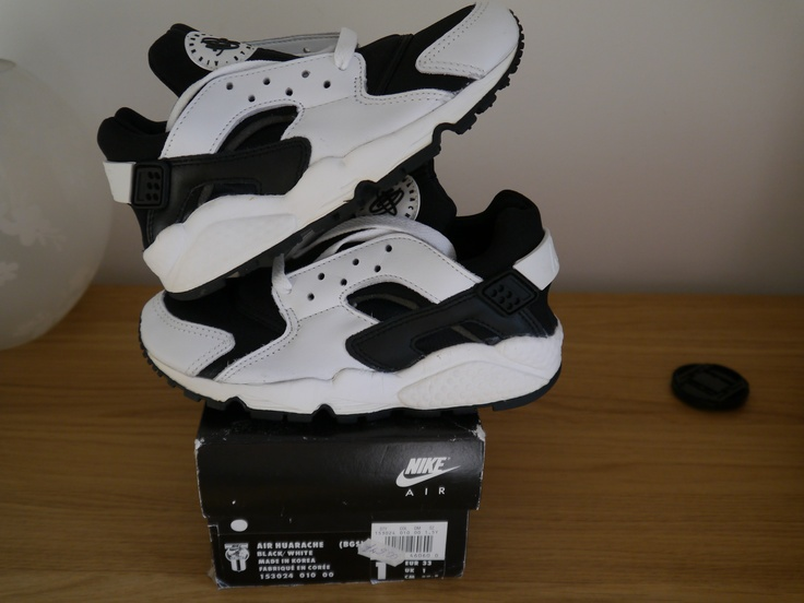 air huarache 5 kids Grey