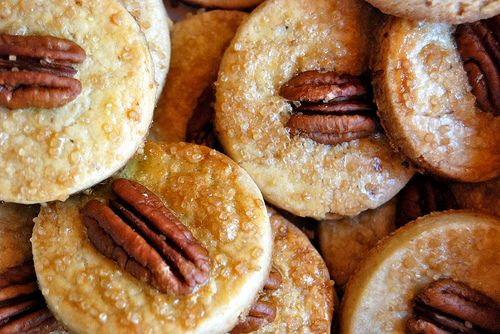 maple pecan shortbread | Brunch | Pinterest