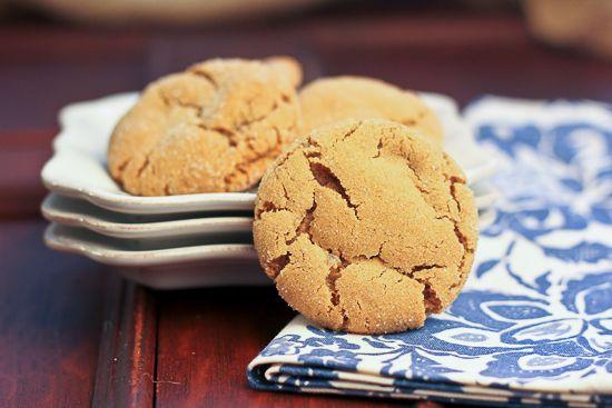 Triple Ginger Cookies | Recipe