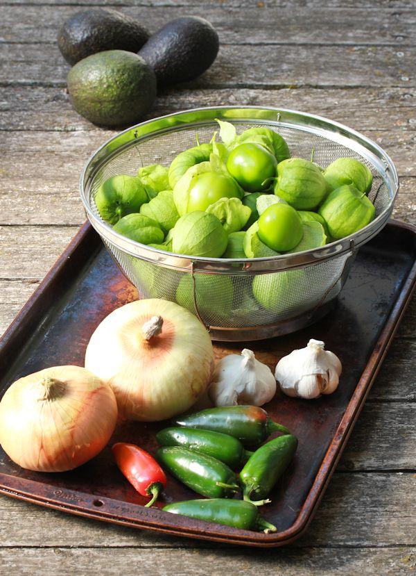 Creamy Avocado Salsa Verde | A Spicy Perspective