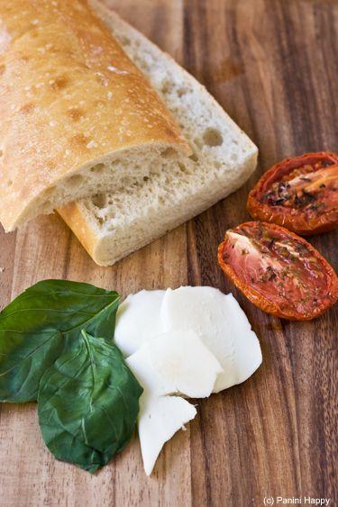 roasted tomatoes fresh mozzarella amp basil panini very similar to my ...