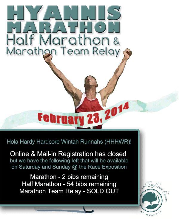 hyannis half marathon memorial day weekend