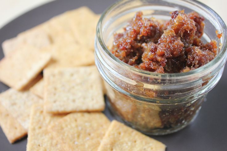Slow Cooker Bacon Jam | Food | Pinterest