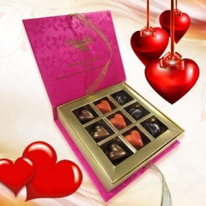 valentine chocolate day msg