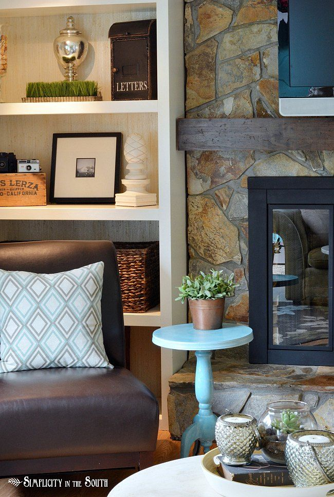 Modern Cottage Living Room : Modern cottage living room  Guest Post Series: My Favorite Room  Pi ...