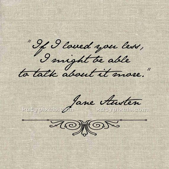 Love Quotes From Jane Austen. QuotesGram