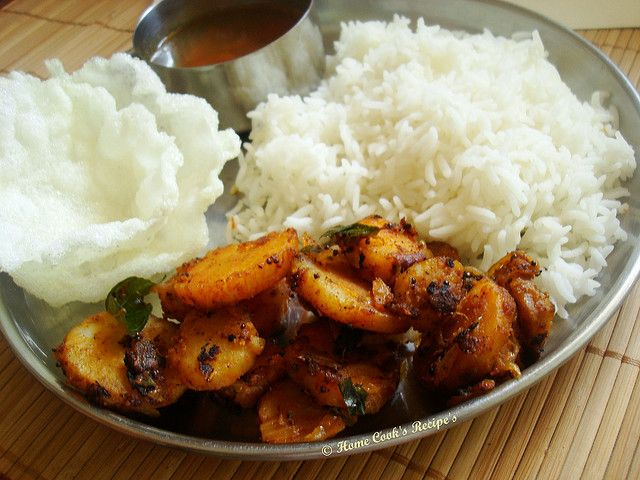Sweet Potato Roast - Indian Style by k_lavanya21, via Flickr