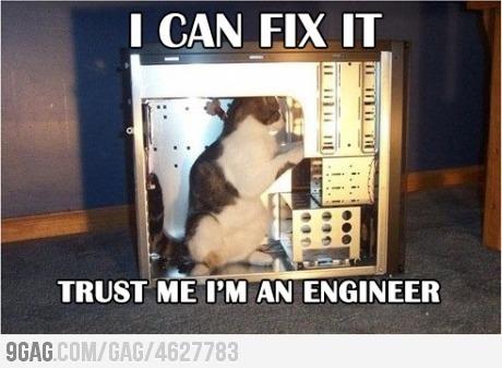 Trust I can fix it.