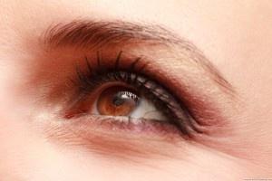 Dine øjne bedst når du skal lægge en flot øjenmakeup er det bedst