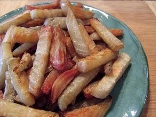 Chioggia Beet Fries