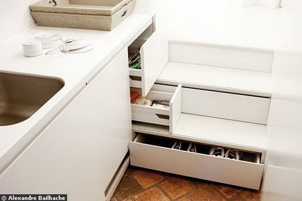 Very small kitchen design ideas for Very small kitchen ideas