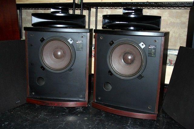 Anyone heard of technics 3-way speakers? - Head-Fi. org