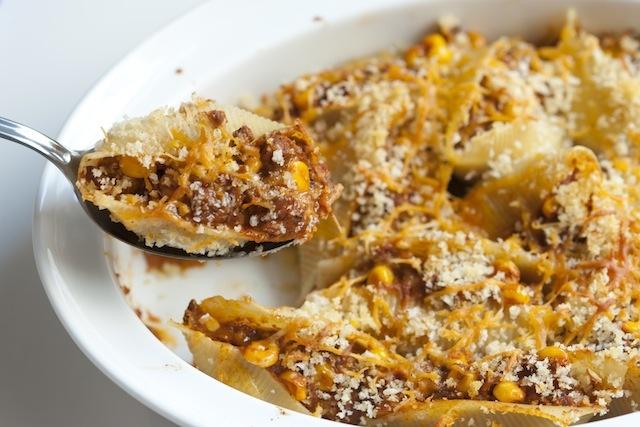 Taco Stuffed Shells | Recipes to Try | Pinterest