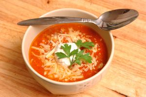 Mexican Tomato Soup | Recipes to try | Pinterest