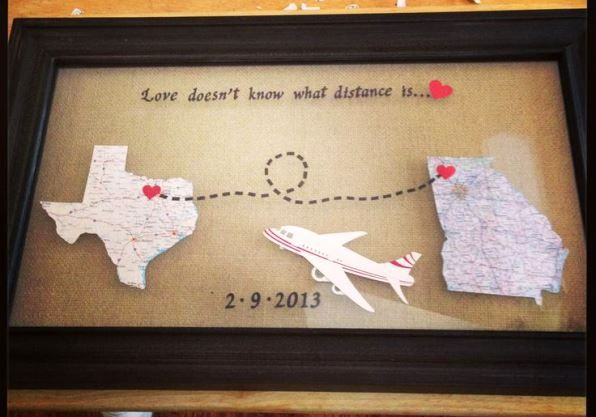 Long distance relationship gift ideas for girlfriend