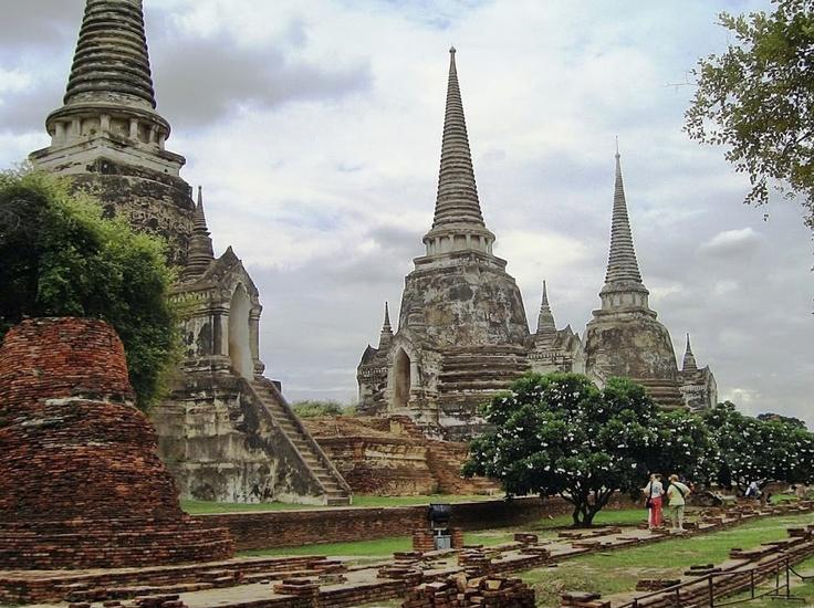 Ayutthaya Historical Park  Places to visit  Pinterest