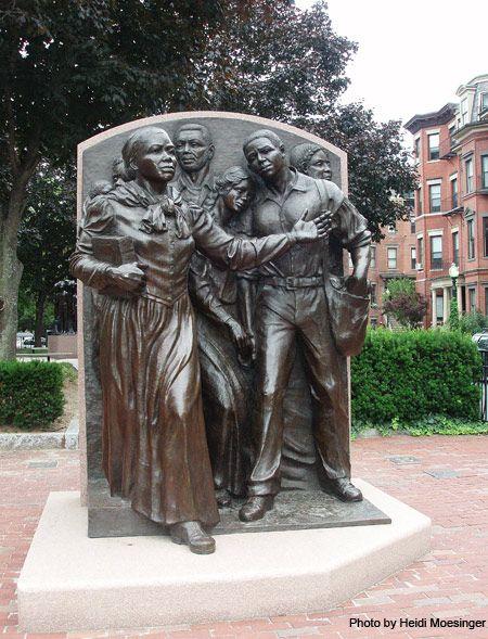Harriet Tubman memorial | black history | Pinterest