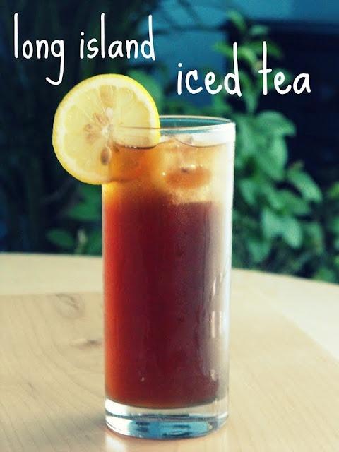 Long island iced tea drinks pinterest for Drinks with iced tea
