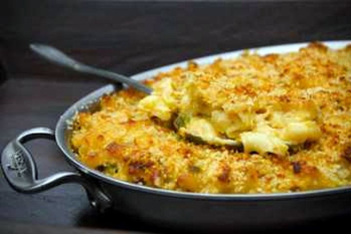 Caramelized Onion And Prosciutto Macaroni And Cheese Recipe ...