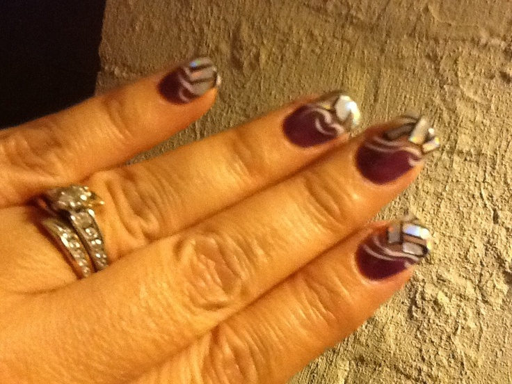 Pin by Daria Tolentino on Nail Art at its Best | Pinterest